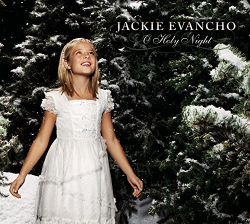 Jackie Evancho O Holy Night Softpak