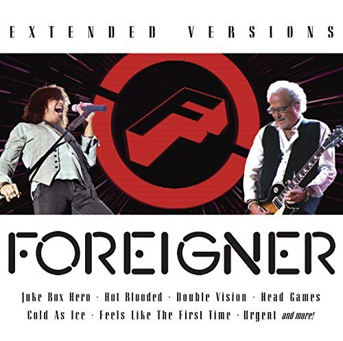 Foreigner Extended Versions Ii
