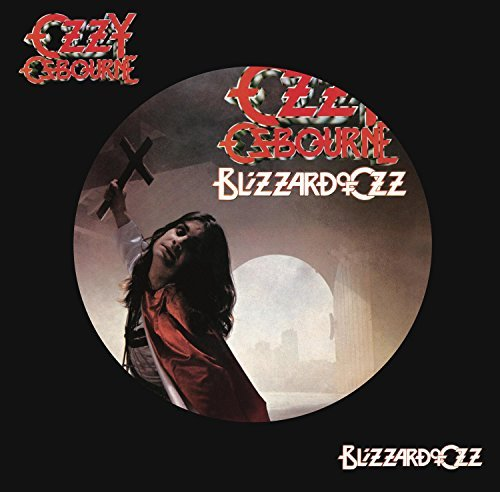Ozzy Osbourne Blizzard Of Ozz Picture Disc