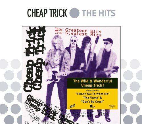 Cheap Trick Greatest Hits Remastered Incl. Bonus Track
