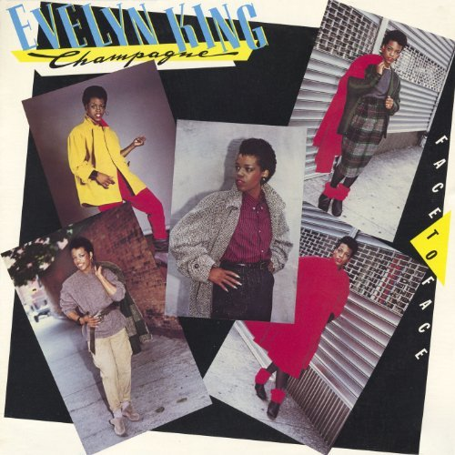 Evelyn King Face To Face Lmtd Ed. .