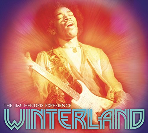 The Jimi Hendrix Experience Winterland Digipak