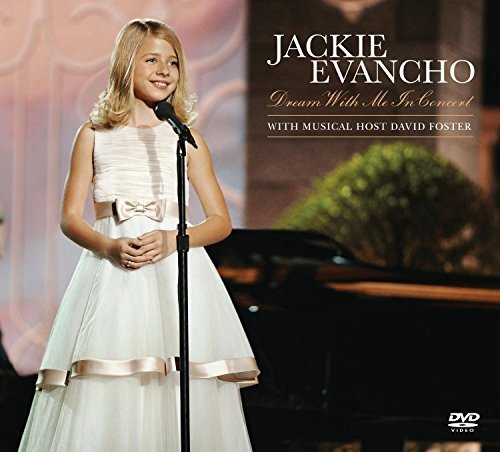 Jackie Evancho Dream With Me In Concert (cd D Explicit Version Incl. DVD