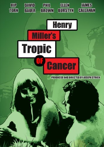 Tropic Of Cancer (1970) Tropic Of Cancer (1970) Nc17