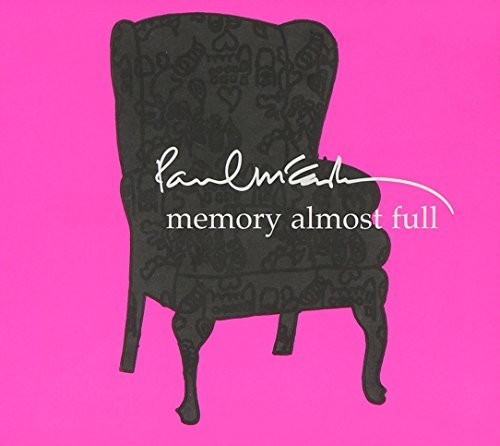 Paul Mccartney Memory Almost Full Incl. Bonus DVD