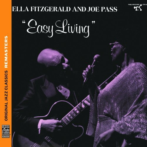 Ella Fitzgerald Easy Living Remastered
