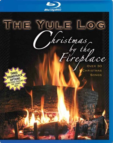 Yule Log Christmas By The Fire Yule Log Christmas By The Fire Ws Blu Ray Nr