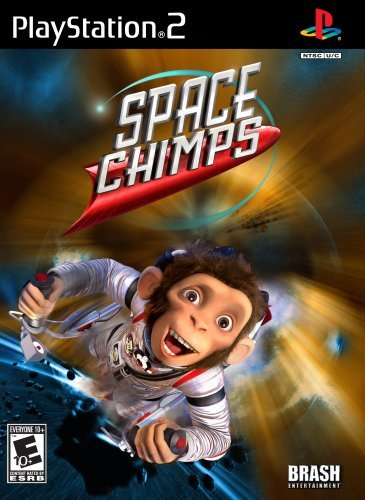 Ps2 Space Chimps