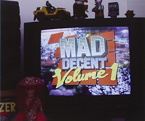 Mad Decent Vol. 1 Mad Decent