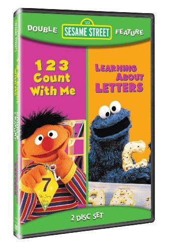 123 Count With Me Learning Abo Sesame Street Ff Nr 2 DVD