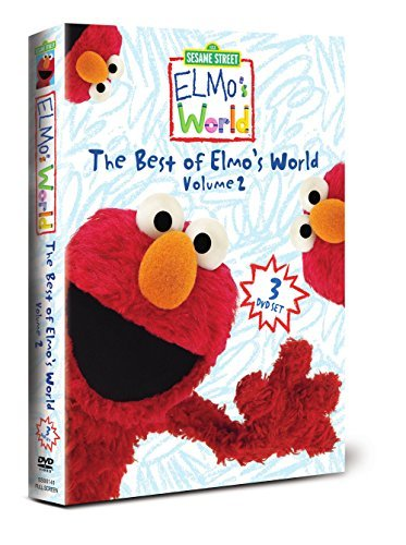 Sesame Street Best Of Elmos World 2 DVD Nr
