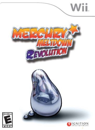 Wii Mercury Meltdown Revolution Ignition
