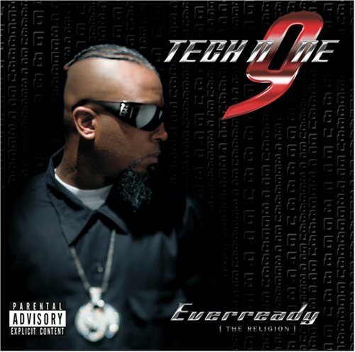 Tech N9ne Everready (religion) Explicit Version 2 CD