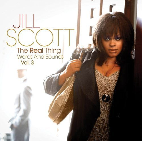 Jill Scott Vol. 3 Real Thing Words & Sou