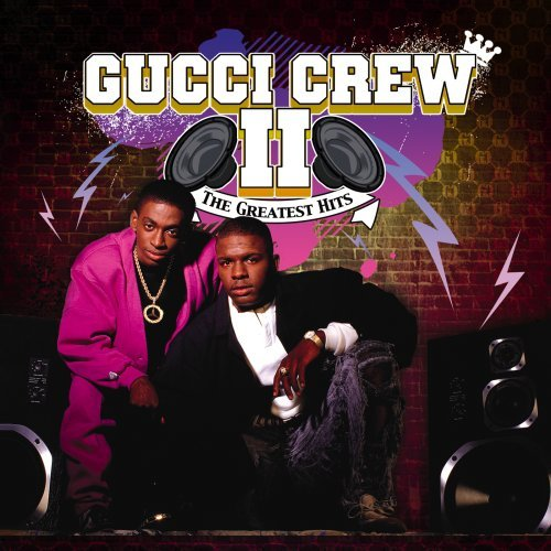 Gucci Crew Ii Greatest Hits CD R