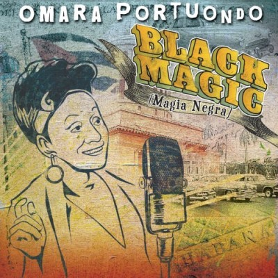Omara Portuondo Black Magic (magia Negra) CD R