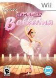 Wii Lets Play Ballerina South Peak Interactive E