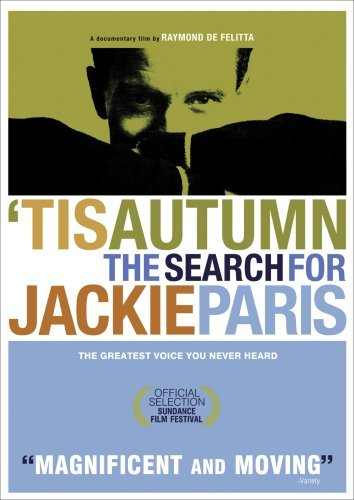 Tis Autumn The Search For Jac Paris Jackie Nr