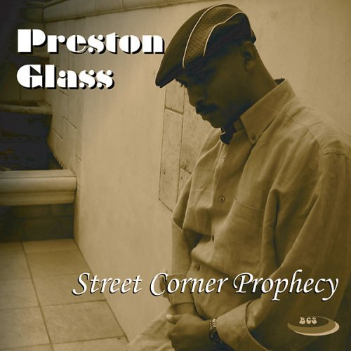 Glass Preston Street Corner Prophecy