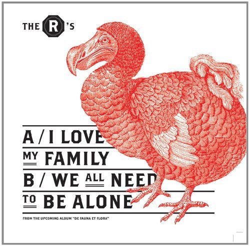 R's I Love My Family 7 Inch Single Lmtd Ed.
