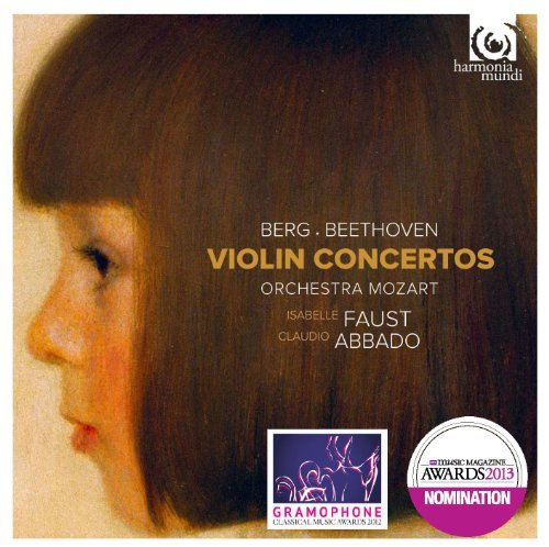 Berg Beethoven Violin Concerto To The Memory Faust (vn) Abbado Orchestra Mozart