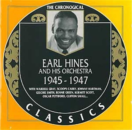 Earl & His Orchestra Hines 1945 47 Import Fra