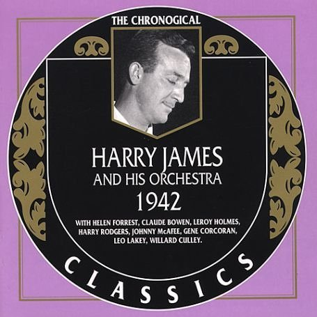 Harry James & His Orchestra 1942 Import Fra
