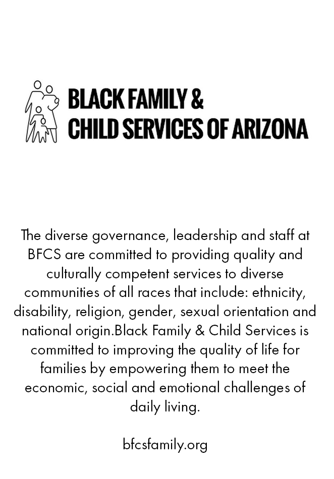 Black Family & Child Services of Arizona