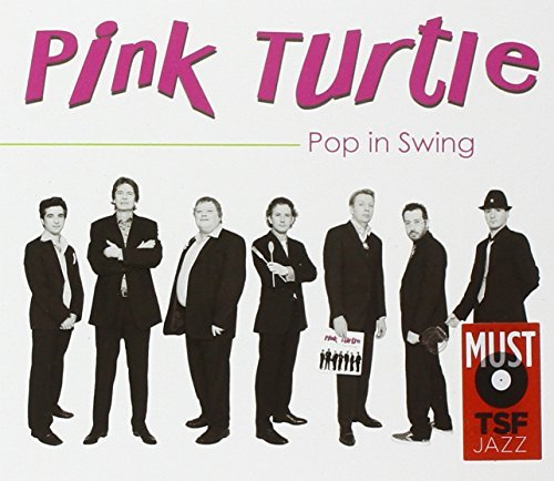 Pink Turtle Pop In Swing