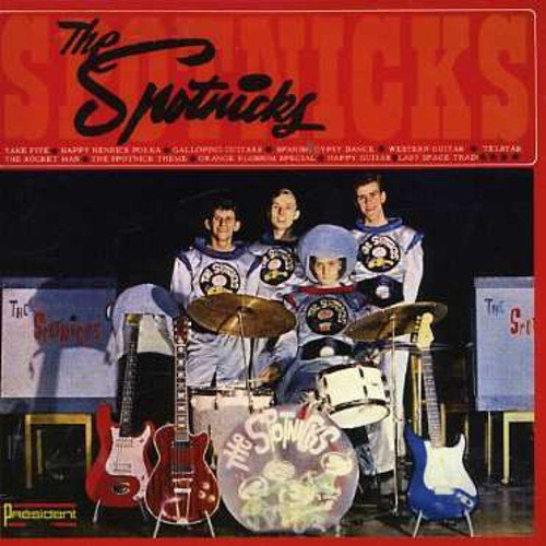 Spotnicks 1962 1966 Import Eu