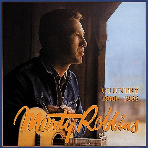 Marty Robbins Country 1960 66 4 CD Incl. Book