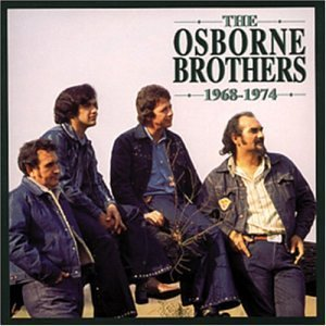 Osborne Brothers 1968 74 4 CD Incl. Book