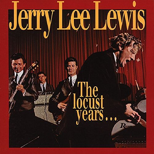 Jerry Lee Lewis Locust Years & Return To The P 8 CD Incl. Book