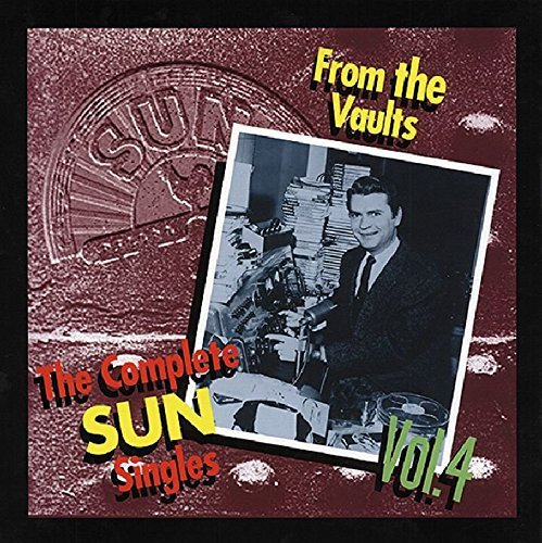 Complete Sun Singles Vol. 4 Sun Singles 4 CD Incl. Book