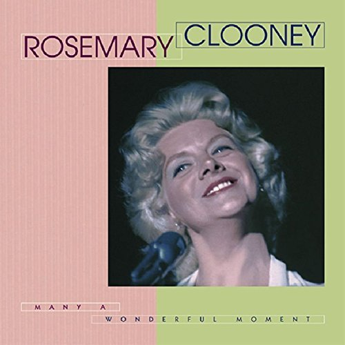 Rosemary Clooney Many A Wonderful Moment 8 CD Incl. Book