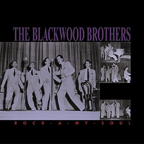 Blackwood Brothers Rock A My Soul 5 CD Incl. Book
