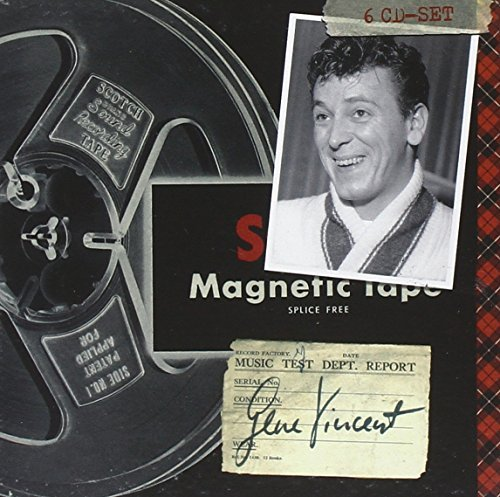 Gene Vincent Outtakes 6 CD
