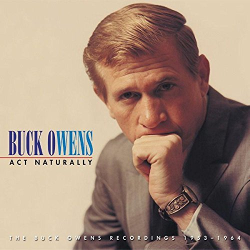 Buck Owens Act Naturally Buck Owens Recor 5 CD Incl. Book