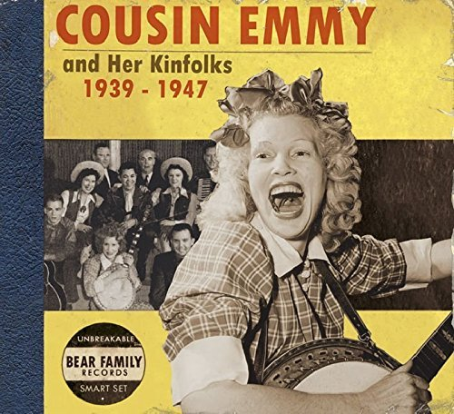 Cousin Emmy Cousin Emmy & Her Kinfolks 193