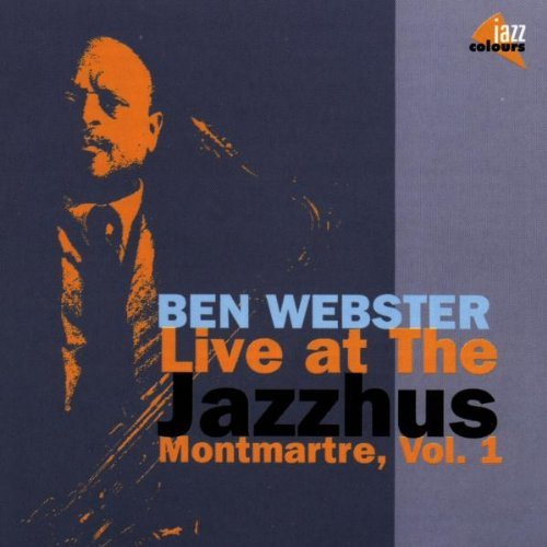 Ben Webstr Vol. 1 Live At The Jazzhus Live At The Jazzhus