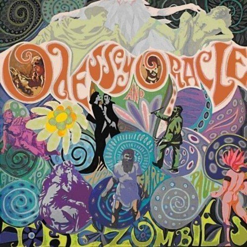 Zombies Odessey & Oracle Import Eu Incl. Bonus CD