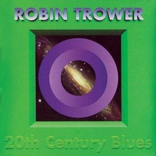 Robin Trower 20th Century Blues Import Eu