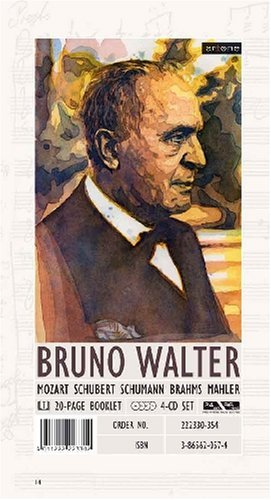 Bruno Walter Bruno Walter Import Eu 4 CD