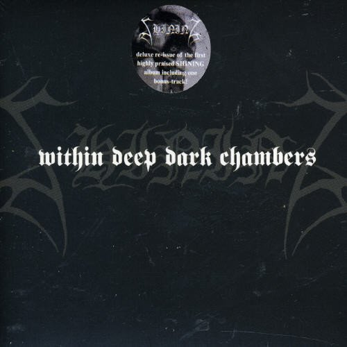 Shining Within Deep Dark Chambers Import Fra Digipak Incl. Bonus Track