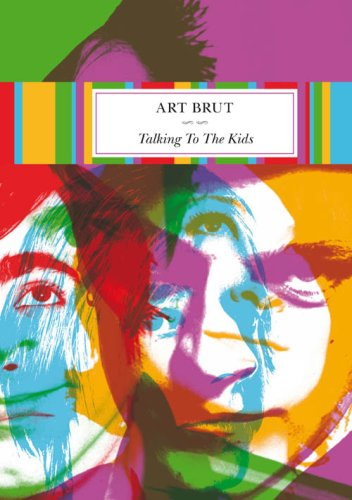 Art Brut Talking To The Kids Import Eu Pal DVD