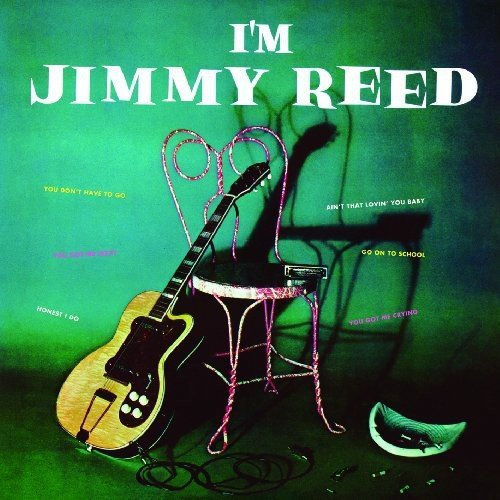 Jimmy Reed I'm Jimmy Reed Lp