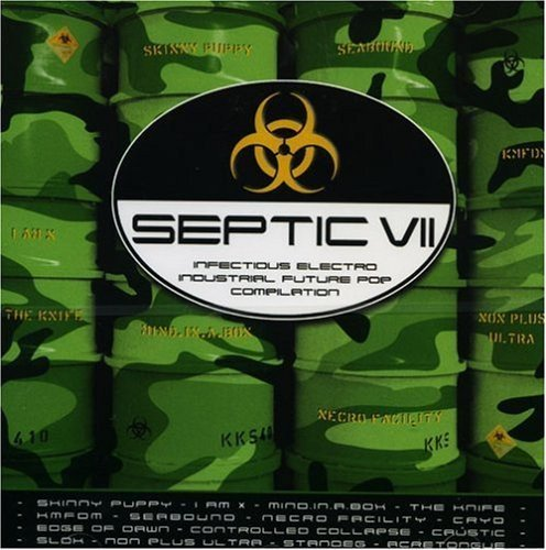 Septic Vol. 7 Septic Import Eu