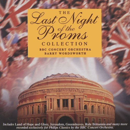 Music From The Proms Music From The Proms Wordsworth Bbc Concert Orch