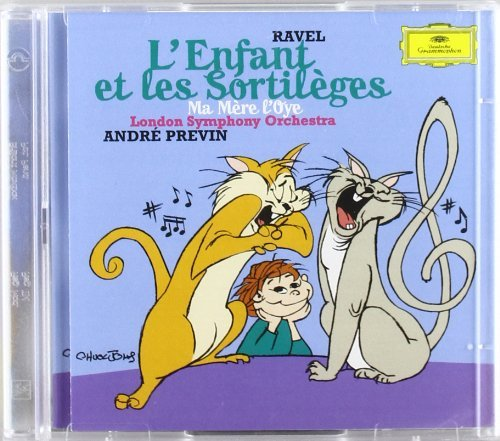 M. Ravel L'enfant Et Les Sortileges Com Stephen Lascarro Tucker & Previn London So