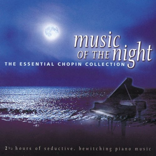 Frédéric Chopin Music Of The Night Essential C Argerich Barenboim Vasary 2 CD